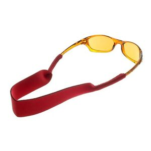 CHUMS-RED-Neoprene-retainer-sunglasses-eye-glasses-sports-beach-ski-strap-RF