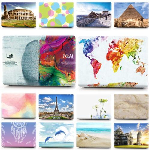 "India Mandala For MacBook air pro 11/"" 13/"" 15/"" Matte Ultra Slim Hard Case Cover"