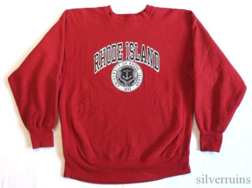 University Of Rhode Island Vintage Sweatshirt 1980
