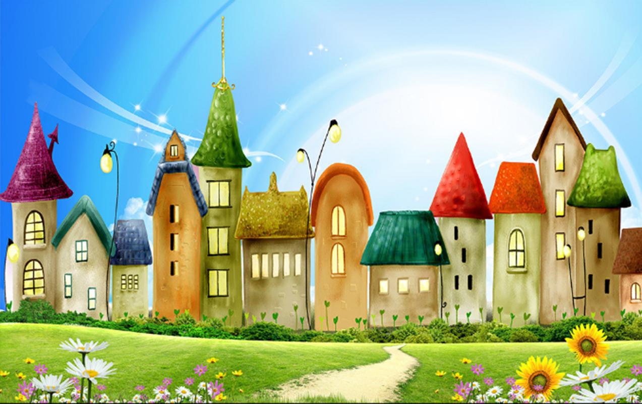 3D Haus Gras Himmel 793 Tapete Wandgemälde Wandgemälde Wandgemälde Tapeten Bild Familie DE Summer   Zu einem erschwinglichen Preis    Genial    Innovation  76cde2