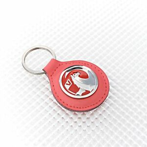 Richbrook-Official-Spectrum-Range-Keyring-Red-With-Vauxhall-Logo