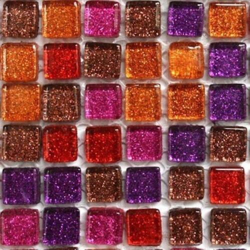 Rainbow Fire 81 Mini Glitter 10mm Sparkling Crystal