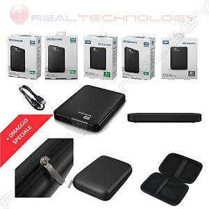 HARD-DISK-ESTERNO-2-5-500-750-1TB-2TB-3TB-WD-ELEMENTS-USB-3-0-CON-CUSTODIA