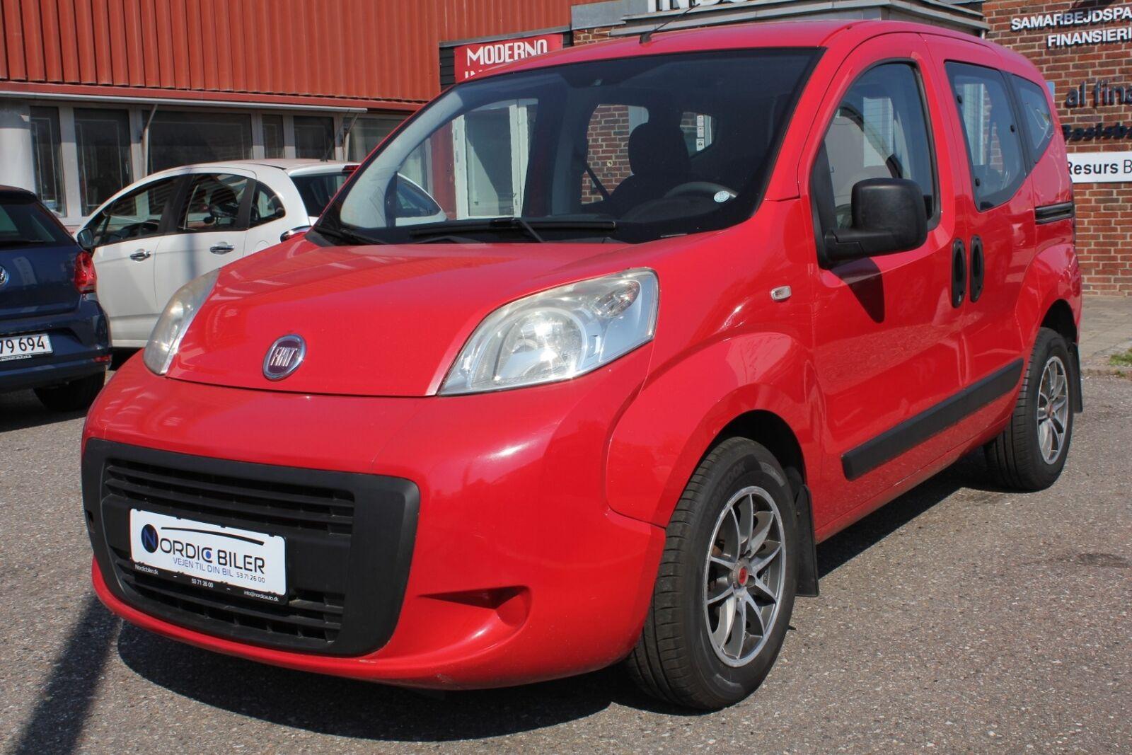 Fiat Qubo 1,3 JTD 75 Dynamic 5d