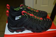 item 2 New NIKE AIR MAX PLUS TN ULTRA AR4234-002 Black University Red Volt  SZ 11 -New NIKE AIR MAX PLUS TN ULTRA AR4234-002 Black University Red Volt  SZ 11 20d5ae022d49