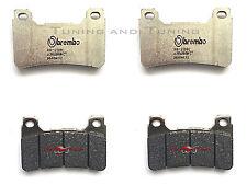 Pasticche Anteriori BREMBO RC RACING Per HONDA CBR 600 RR 2008 08 (07HO50RC)