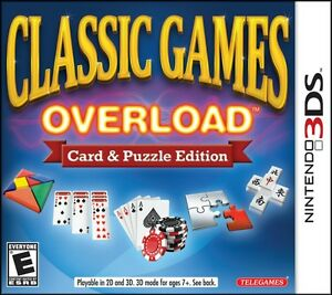 Classic-Games-Overload-Card-amp-Puzzle-Edition