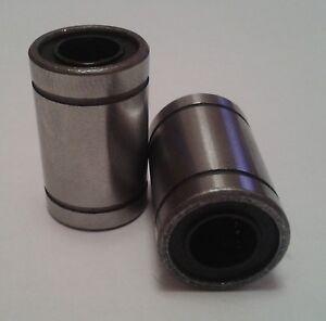 3d-IMPRESORA-LM8UU-lineal-Cojinete-ideal-para-RepRap-8mm-Eje-CNC