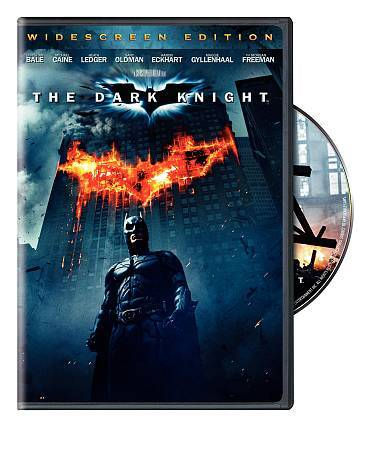 The Dark Knight Dvd 2008 Widescreen For Sale Online Ebay