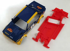 Chasis-131-Abarth-compatible-SCX-Scalextric-ES-AW-High-Performance-Mustang
