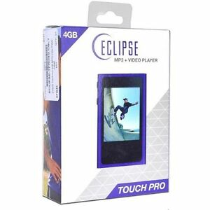 Eclipse-Touch-Pro-4GB-MP3-USB-2-0-Digital-Music-Video-Player-FM-amp-2-4-034-LCD-Cobal