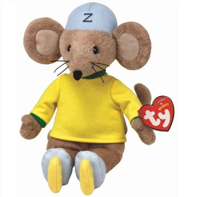 Ty Beanie Babies 46223 Rastamouse Zoomer Beanie
