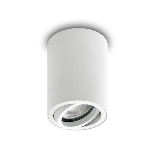 LED Deckenspot BEMOL Deckenstrahler schwarz  Deckenlampe Aufbauspot schwenkbar