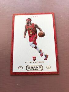 Malcolm-Delaney-Rookie-Card-2016-17-Panini-Grand-Reserve-Basketball-Atlanta