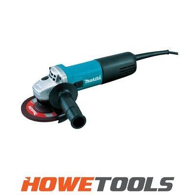 "MAKITA 9558NBR 110v Angle grinder 5"" (125mm)"