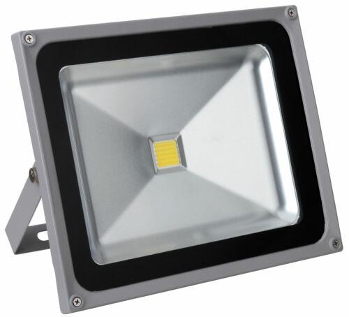 SHOWLITE FL-2050 LED OUTDOOR FLUTER AUSSEN FLUTLICHT SCHEINWERFER WEISS IP65