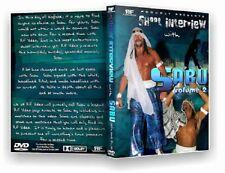 Sabu Vol. 2 Shoot Interview Wrestling DVD ECW WCW WWE