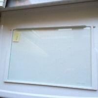 Glasplatte,Einlegeboden,Glasboden 47x30 cm. für Constructa  Kühlschrank. TOP.