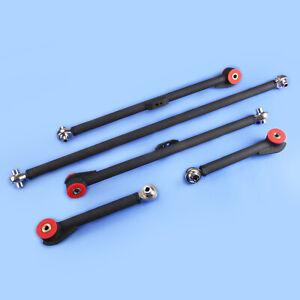 """For 1996-2002 4-Runner Rear Upper Lower+Track Bar Control Arm 2-4"""" Leveling Kit"""