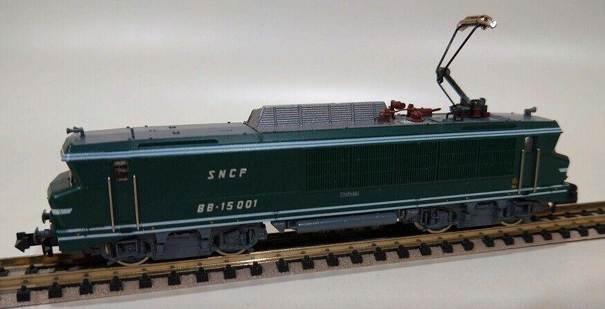 Fleischuomon 7360 Spur NELok bb15000 SNCF ep3 verde sh181679