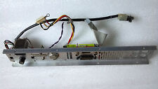 Rear  Panel  for  HP 3456A Digital Voltmeter
