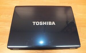 FOR PARTS** Toshiba Satellite (PSLE8U-00M0) Navy Blue Laptop Only
