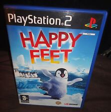 PS2 GAME: HAPPY FEET