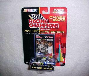 RACING-CHAMPIONS-NASCAR-034-JIMMIE-JOHNSON-034-1-64-Scale-DIECAST-CAR-VHTF-NEW