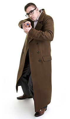 Tenth Doctor's Coat - Doctor Who