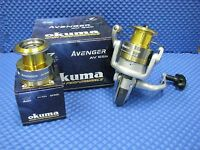 Okuma Avenger Av 65b Spinning Reel With Spare Spool