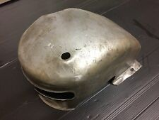unpainted bare metal for Lambretta Fly wheel cowl cover long fin