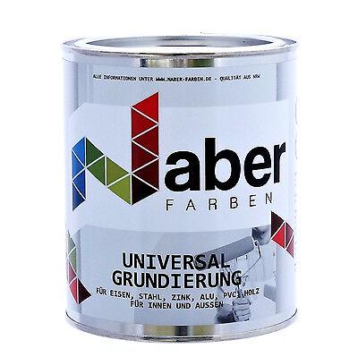 (14,99 €/l) 1 L - Grundierung Ral 7044 Seidengrau - Seidenmatt