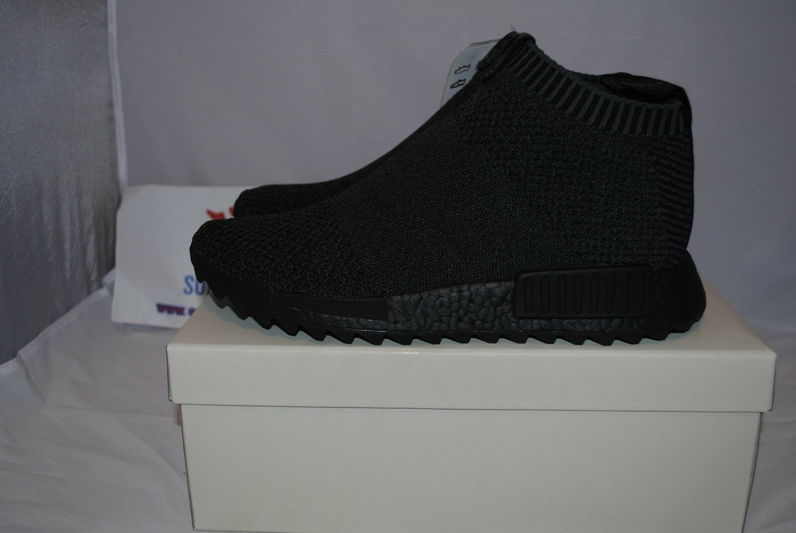 ADIDAS CONSORTIUM X THE GOOD WILL OUT NMD CS1 CITY SOCK PK PRIMEKNIT  US 8-13