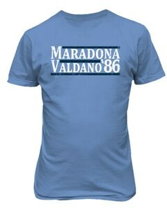 """T-Shirt /"""" Quote Famous Maradona Cup Of World Argentina /"""" Gift Idea"""