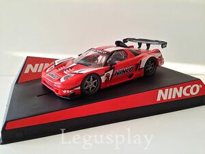 SCX-Scalextric-Slot-Ninco-50372-Honda-NSX-034-Club-Ninco-N-2-034