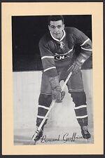 1945-1964 Beehive Group II 2 Hockey Boom Boom Geoffrion Montreal Canadiens HOF