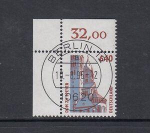 BRD-Mi-Nr-1811-zentrisch-gestempelt-Berlin-EST-Bogenrand-Eckrand-Ecke-1