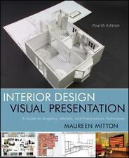Interior Design Visual Presentation : A Guide to Graphics, Models and Presentation Techniques by Maureen Mitton (2012, Paperback)