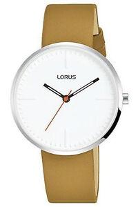 aab9d4ec598c La imagen se está cargando Reloj-Mujer -LORUS-CLASSIC-WOMAN-RG279NX9-de-Cuero-