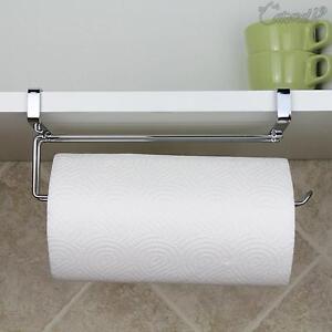 Kitchen Roll Holder Paper Towel Dispenser Under Cupboard Cabient ...