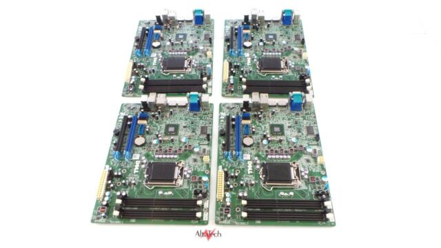 Lot Of 4 Dell WR7PY Optiplex 7010 SFF Conector LGA1155 DDR3 Motherboard-Tested