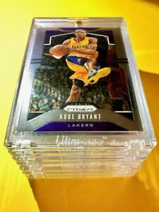 Kobe-Bryant-PANINI-PRIZM-HOT-LAKERS-BASKETBALL-CARD-INVESTMENT-Mint-Condition