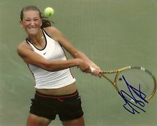 "Victoria Azarenka Tennis 8x10 Photo Signed Auto ""PROOF"""
