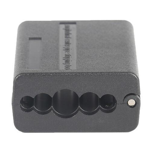 4.5-11mm Longitudinal Stripping Tool Optical Fiber Cable Loose Sleeve Stripper