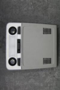 BMW-3er-Illuminazione-Interni-Frontale-E90-E91-Lampada-Lettura-Luci-Sopra-Grigio