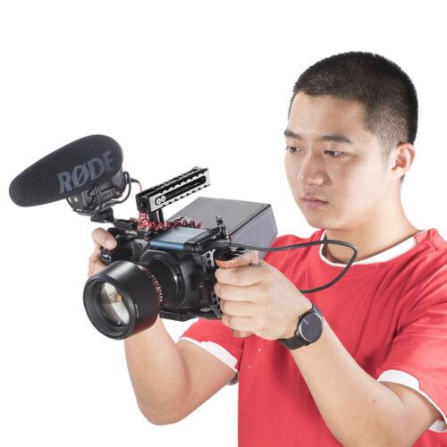 SmallRig BMPCC 4K Jaula//SSD de sujeción//Manija Para Blackmagic Cinema Cámara 4K /& 6K