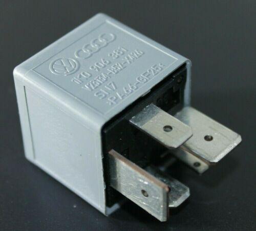 458 Multi-uso 5-Pin SN7 Relé V23134-B52-X426 1K0906381 Audi VW Skoda Asiento Gris