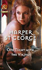 One Night with the Viking (Viking Warriors, Book 2) by Harper St. George (Paperback, 2015)