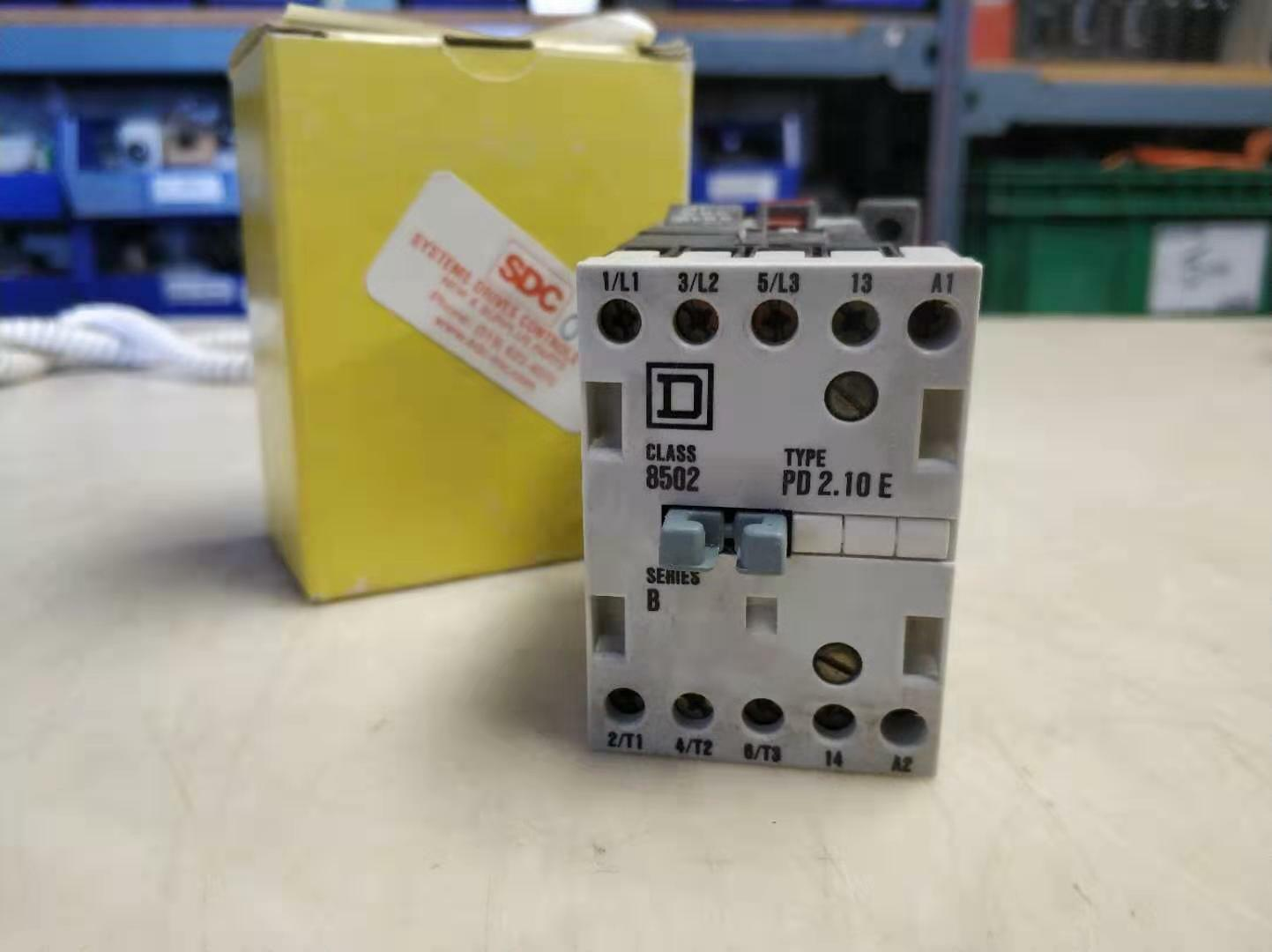 Marvelous Square D 8502Pd2 10E Contactor Series B 20A 660Vac 3Ph 7 5Hp New Wiring 101 Orsalhahutechinfo