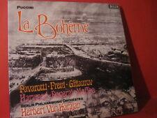 "PUCCINI "" LA BOHEME "" (UK-ORIGNAL-1973-DECCA 2-LP-BOX/NO-MFSL/NEARMINT)"